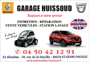 Garage Huissoud